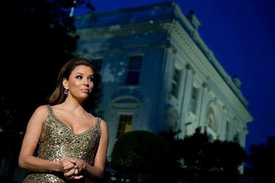 Eva plays big part in Obama's Presidential Inauguration.