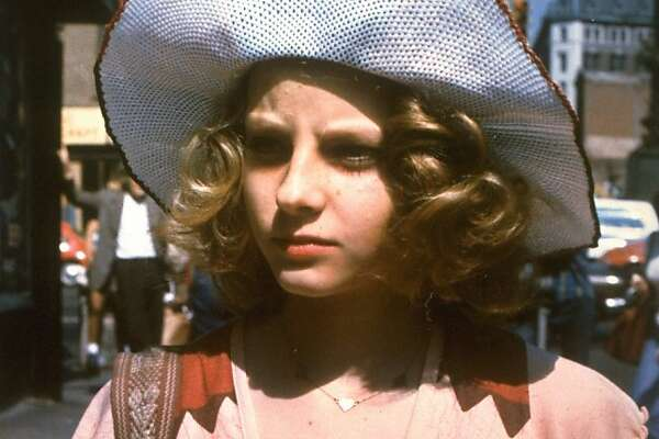 """Jodie Foster portrays a 12-year-old prostitute in the movie """"Taxi Driver,"""" which was directed in 1976 by Martin Scorsese. (AP Photo/Columbia Pictures)"""