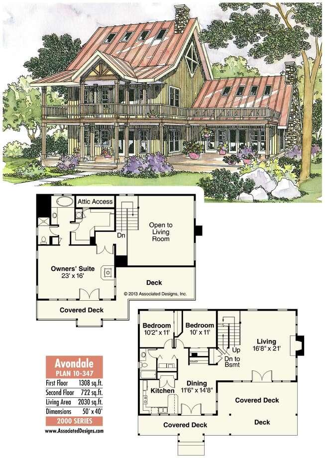 Avondale Plan 10-347
