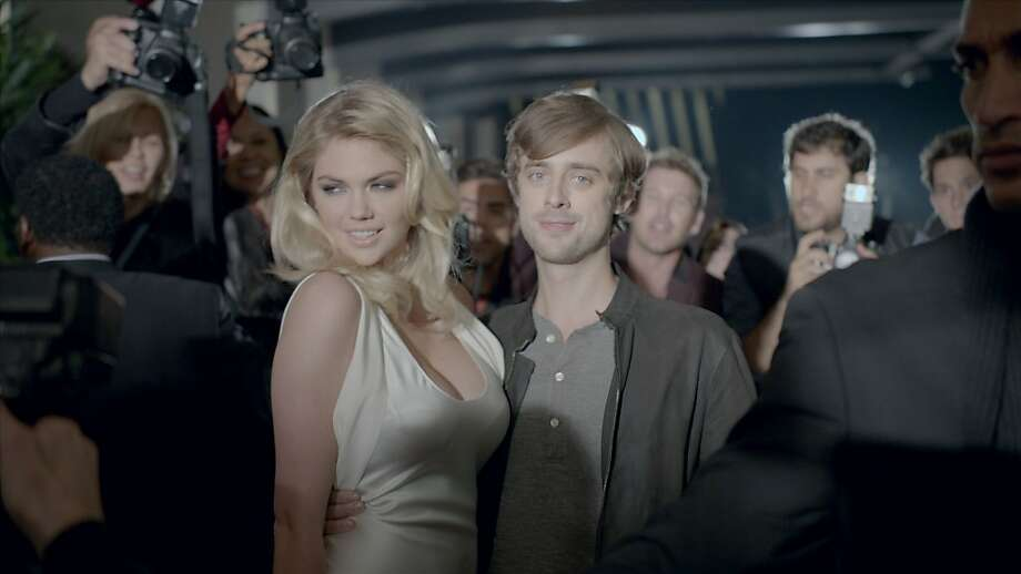 Mercedes-Benz will features actress/model Kate Upton and musician Usher in their upcoming Super Bowl ad targeted at younger consumers. Photo: Mercedes-Benz USA