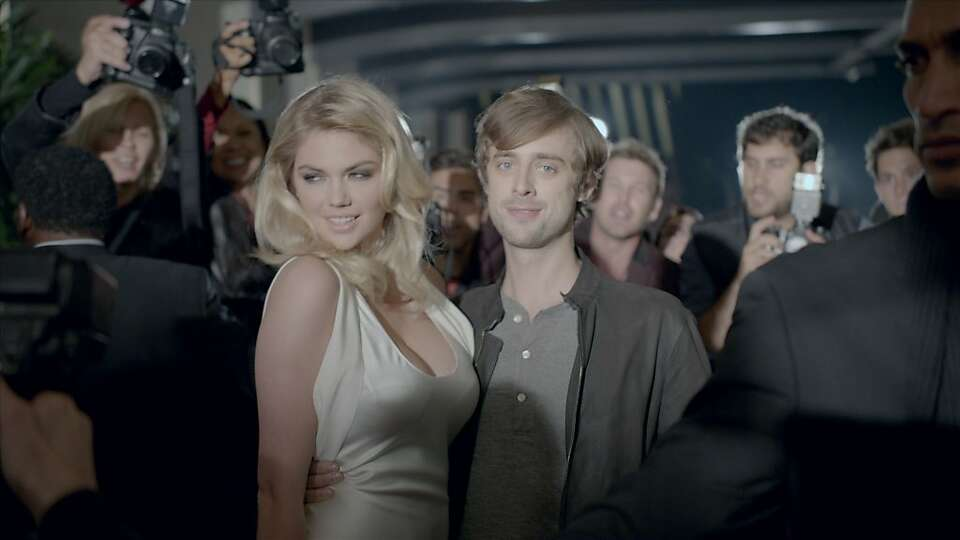 Mercedes-Benz will features actress/model Kate Upton and musician Usher in their upcoming Super B