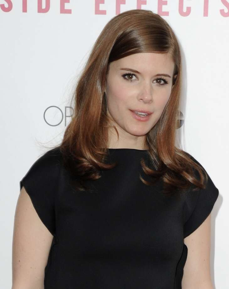 Kate Mara attends the premiere of Side Effects hosted by Open Road with The Cinema Society and Michael Kors at AMC Lincoln Square Theater on January 31, 2013 in New York City. Photo: Dave Kotinsky, Getty Images / 2013 Getty Images