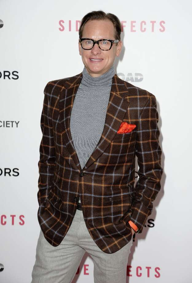 Carson Kressley attends the premiere of Side Effects hosted by Open Road with The Cinema Society and Michael Kors at AMC Lincoln Square Theater on January 31, 2013 in New York City. Photo: Dave Kotinsky, Getty Images / 2013 Getty Images