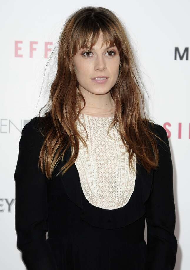 Model Elettra Rossellini Wiedemann attends the premiere of Side Effects hosted by Open Road with The Cinema Society and Michael Kors at AMC Lincoln Square Theater on January 31, 2013 in New York City. Photo: Dave Kotinsky, Getty Images / 2013 Getty Images