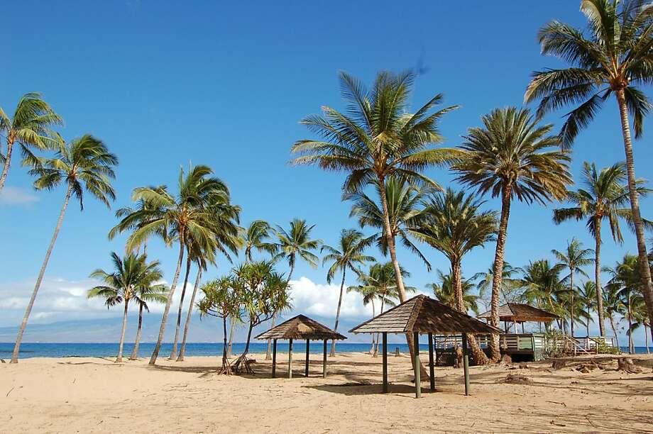 Lanai Says Aloha To Good Times Again Sfgate