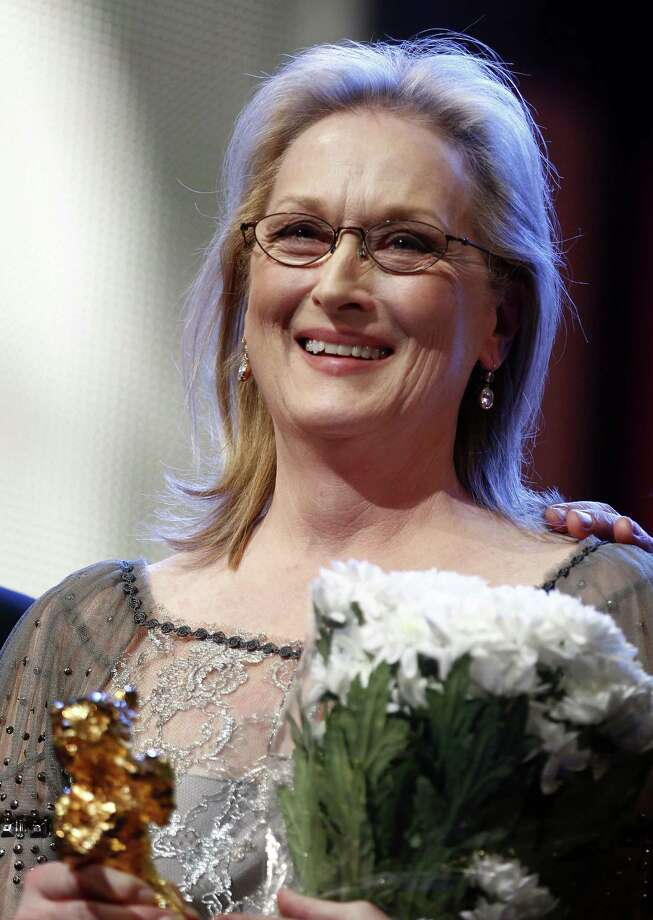 Meryl Streep played Britain's Margaret Thatcher in The Iron Lady in 2011. Photo: Andreas Rentz, Getty Images / 2012 Getty Images