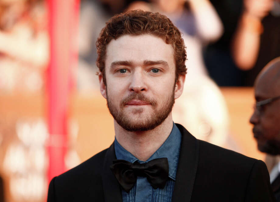 Justin Timberlake played Napster founder Sean Parker in The Social Network. Photo: Matt Sayles, AP / AP
