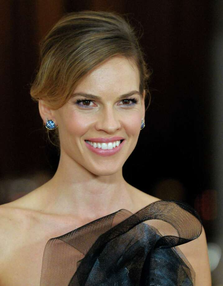 In 2009, actress Hilary Swank was Amelia Earhart in Amelia. Photo: Dan Steinberg, AP / R-STEINBERG