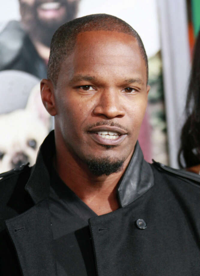 Jamie Foxx played Ray Charles in Ray. Photo: David Livingston, Getty Images / Getty Images North America