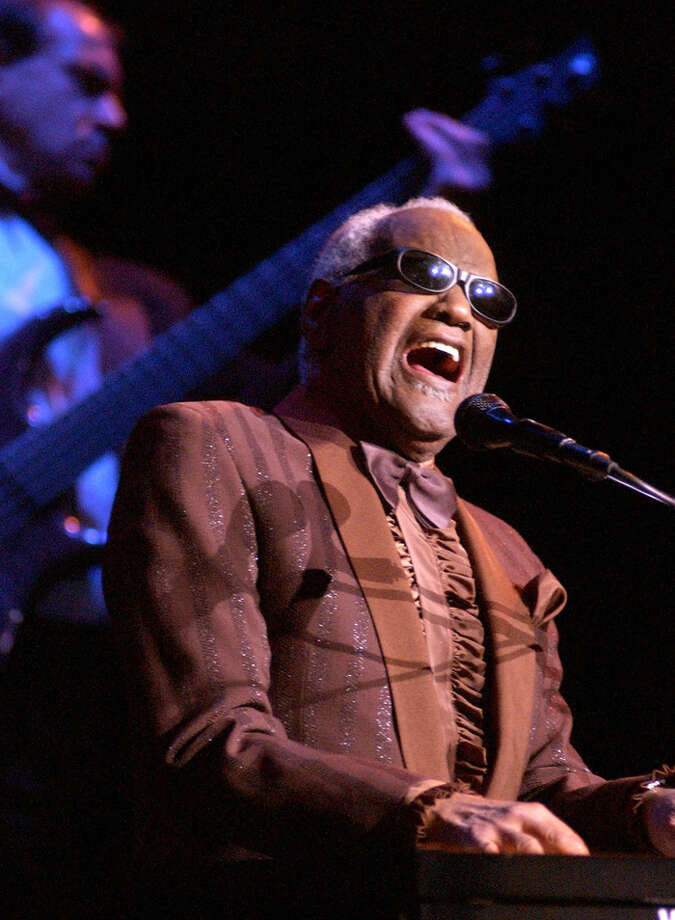 Music legend Ray Charles Photo: SCOTT HECKEL, AP / THE REPOSITORY
