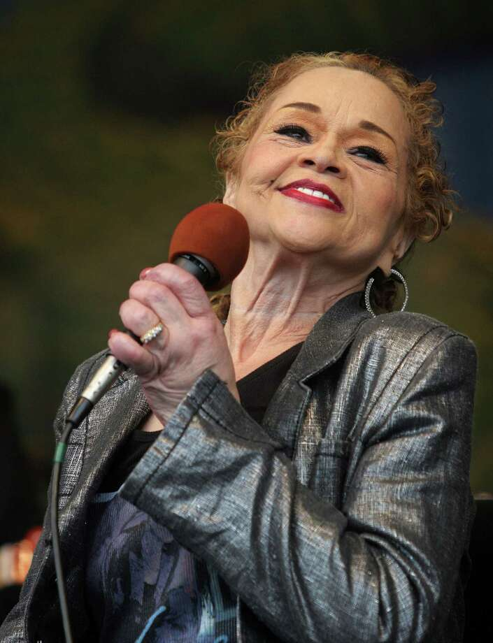 Late singing legend Etta James Photo: JANE TYSKA, McClatchy-Tribune News Service / Oakland Tribune