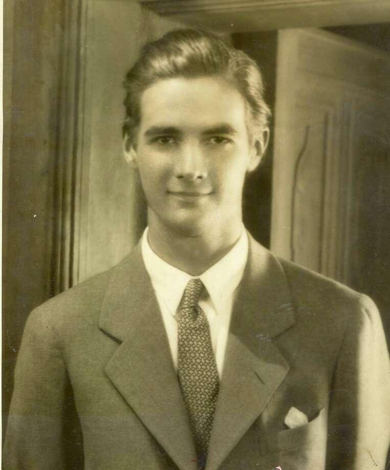 Troubled billionaire Howard Hughes / handout