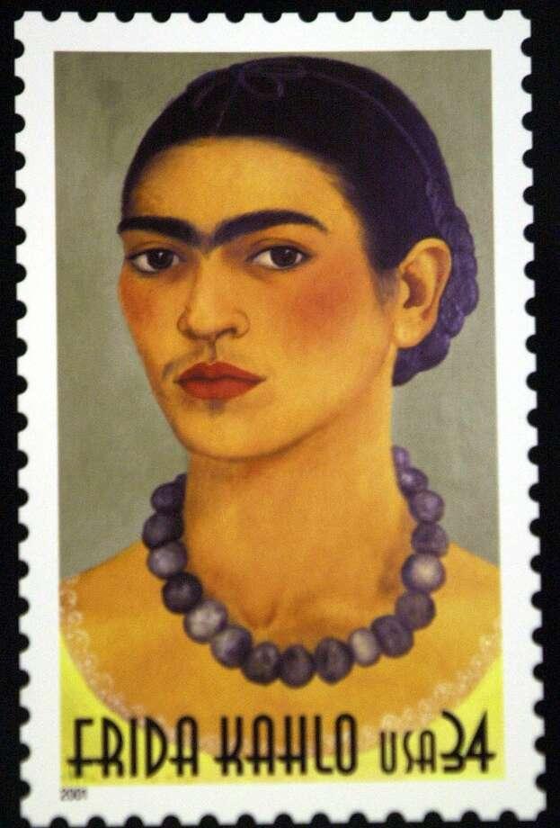 Mexican artist Frida Kahlo Photo: MATT YORK, AP / AP