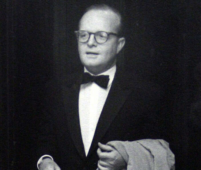 Truman Capote, who wrote In Cold Blood