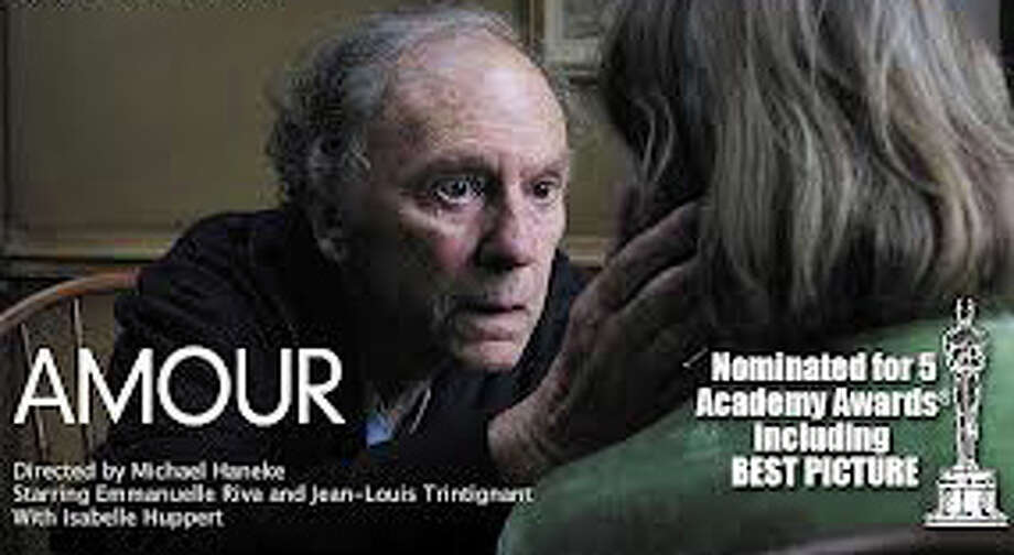 "The Oscar-nominated movie, ""Amour,"" is playing in area theaters. Photo: Contributed Photo / Westport News contributed"