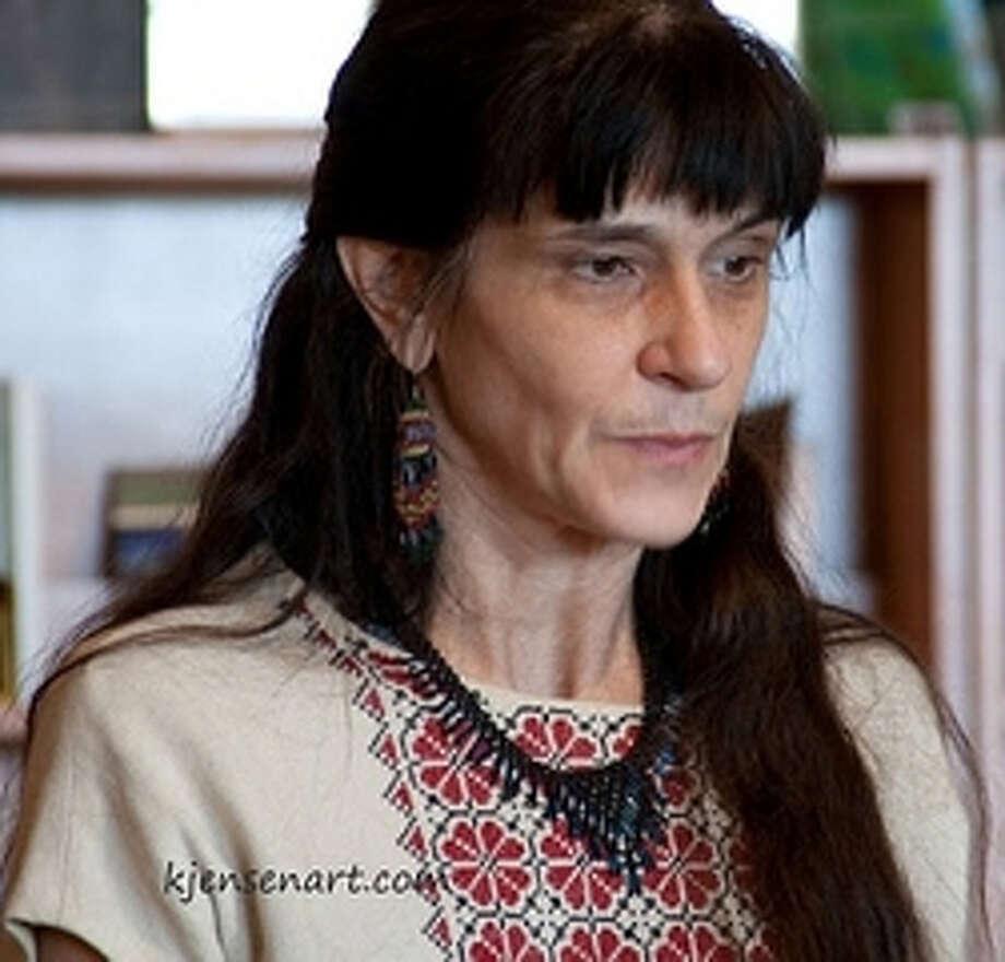 Kamala Platt is an author and educator based in San Antonio.