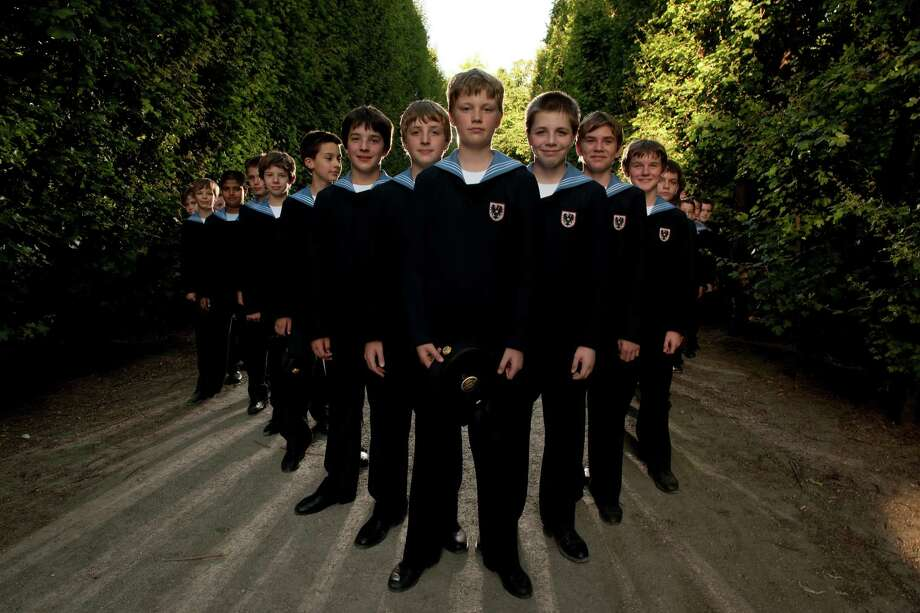 The Vienna Boys Choir will perform on March 10 in Newtown. Photo: Contributed Photo