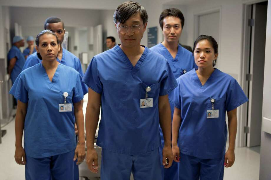 "Dr. Sung Park (Keong Sim)   cares deeply about his patients at the fictional Chelsea General Hospital, scene of the new medical drama ""Monday Mornings"" on TNT Photo: --"