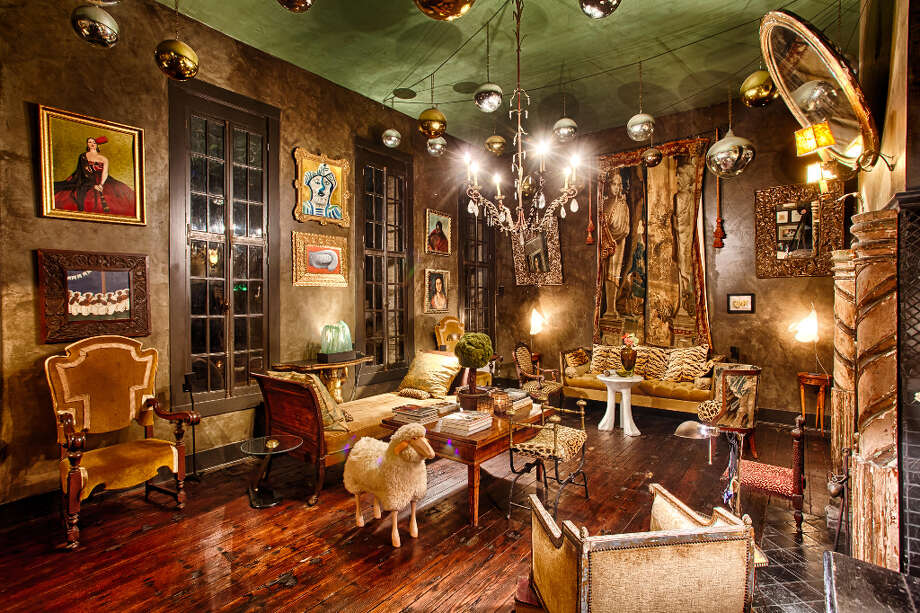 The 1883 building repurposed by designer Gwynn Griffity into her home is zoned for commercial and residential uses. Photo: Courtesy Kuper Sotheby's Interna