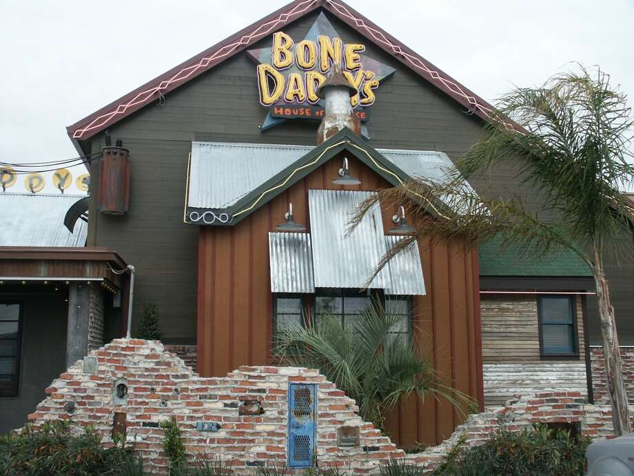 Bone Daddy's House of Smoke opened its first Houston area location Monday, January 28, in Webster.