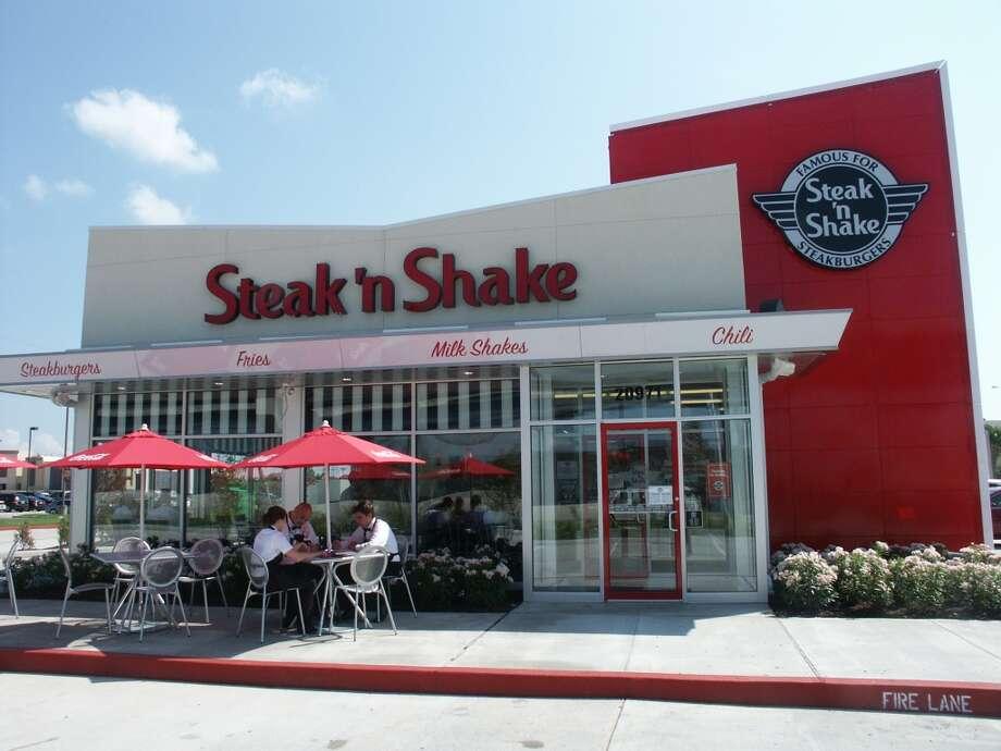Steak 'n Shake is now open at 20971 Gulf Freeway in Webster.