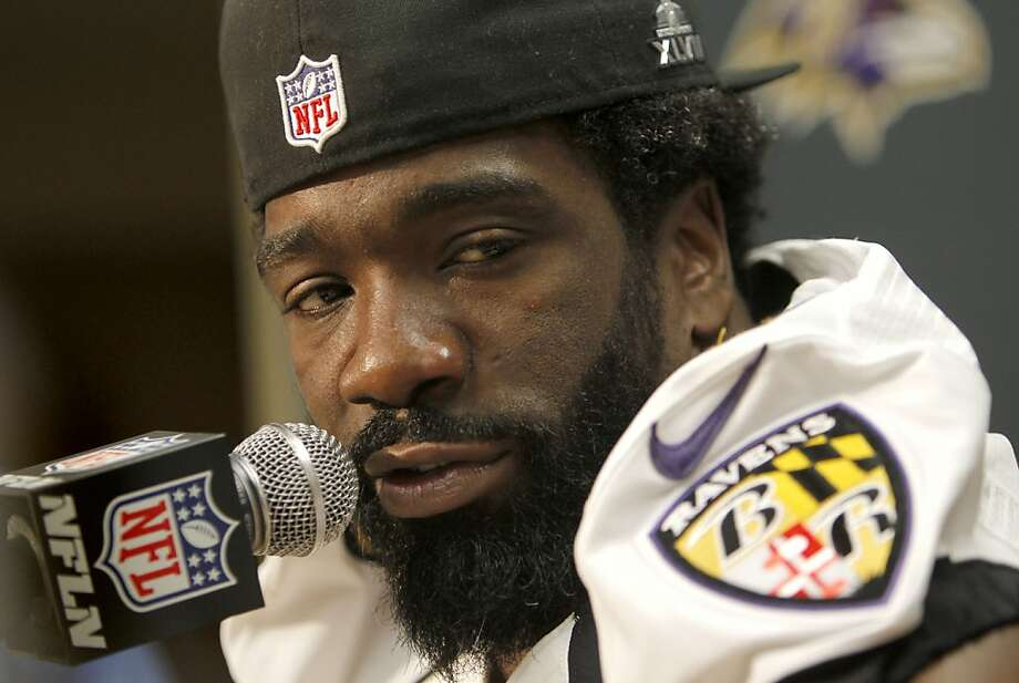 Ed Reed is grateful for the chance to play in a Super Bowl close to home. Photo: Michael Macor, The Chronicle