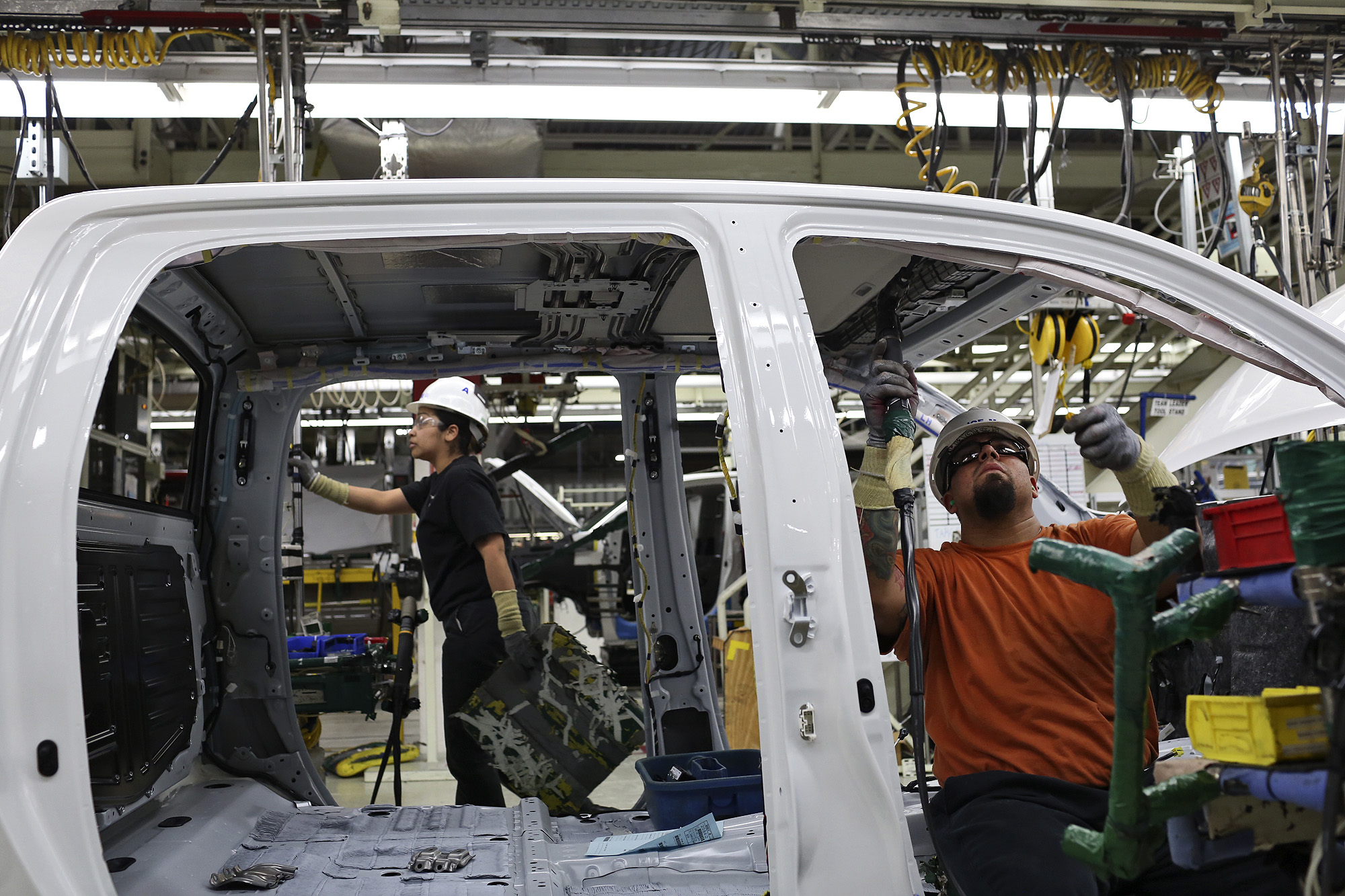 Toyota changed jobs game in S A San Antonio Express News