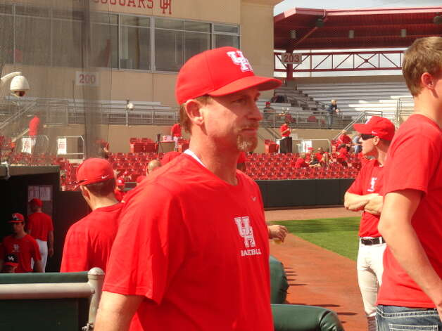 Former UH pitcher and major leaguer Woody Williams.
