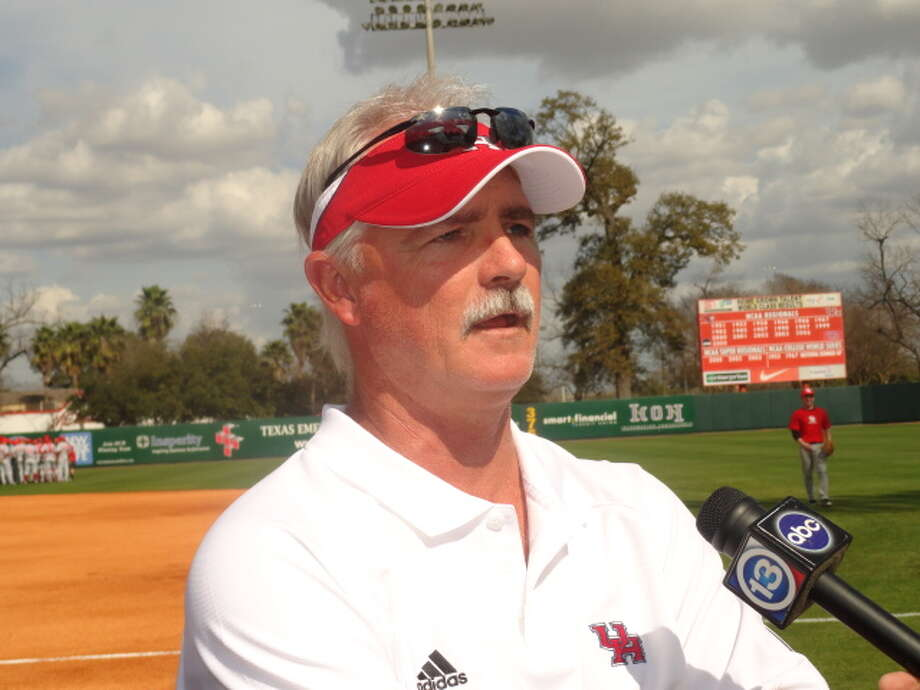 Former UH pitcher and National League Cy Young Award winner Doug Drabek.