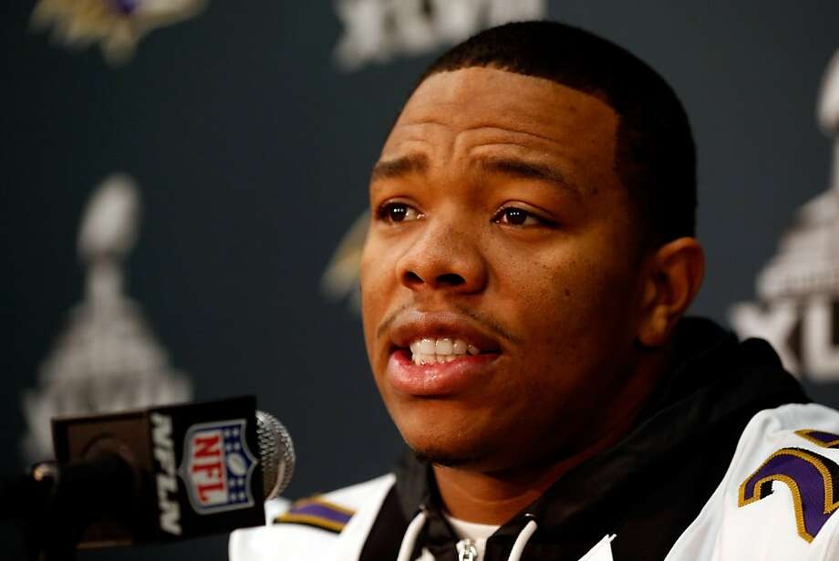 "Ray Rice says, ""I'm just as dangerous in catching a pass."" Photo: Scott Halleran, Getty Images"