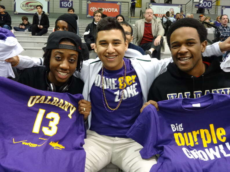 Were you Seen at the 16th Annual Big Purple Growl and Ferocious Feast at UAlbany on Saturday, Feb. 2