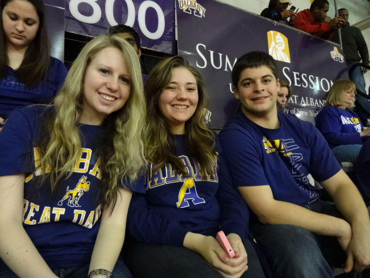 Were you Seen at the 16th Annual Big Purple Growl and Ferocious Feast at UAlbany on Saturday, Feb. 2, 2013?