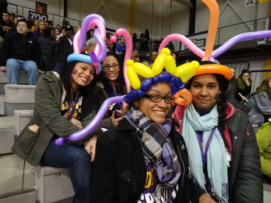 Were you Seen at the 16th Annual Big Purple Growl and Ferocious Feast at UAlbany on Saturday, Feb. 2, 2013? Photo: Kimberly Shannon