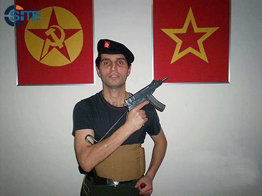 "This image released by the SITE Intelligence Group on February 2, 2013, shows  a man identified as Alisan Sanli. SITE reported that  in a communiquA© posted on February 2, 2013, on ""The People's Cry"" website (halkinsesitv.com), the Revolutionary People's Liberation Party-Front (DHKP-C), a Turkey-based radical Marxist-Leninist group, claimed responsibility for the suicide bombing at the US Embassy in Ankara on February 1. The DHKP-C communique identified the bomber as Alisan Sanli and provided two pictures of him. The communique accused the US of being the ""murderer of the peoples of the world,"" of harming the Turkish people and making their country a headquarters from which it allegedly wishes to reshape the Middle East. It also mocked the US for portraying its embassies as among the world's most secure places, since its member was able to carry out his attack.    = RESTRICTED TO EDITORIAL USE - MANDATORY CREDIT ""AFP PHOTO / SITE Intelligence Group"" - NO MARKETING NO ADVERTISING CAMPAIGNS - DISTRIBUTED AS A SERVICE TO CLIENTS =-/AFP/Getty Images Photo: -"