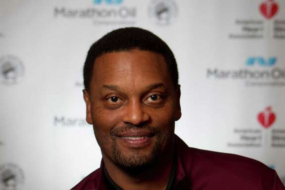 Texas A&M head coach Kevin Sumlin is a candidate for the 2013 Marathon Oil Corporation Paul 'Bear' Bryant Award, Thursday, Jan. 17, in Houston. ( Nick de la Torre / Houston Chronicle )