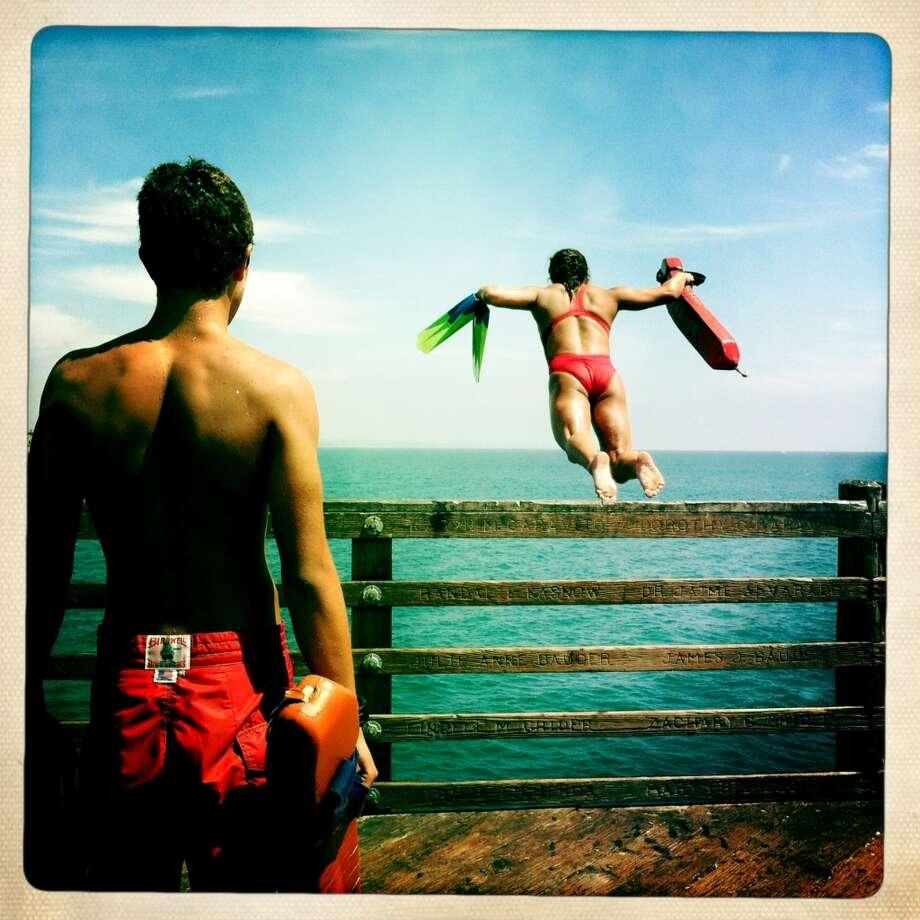Lifeguard.- Luanne Dietz @luannedietz