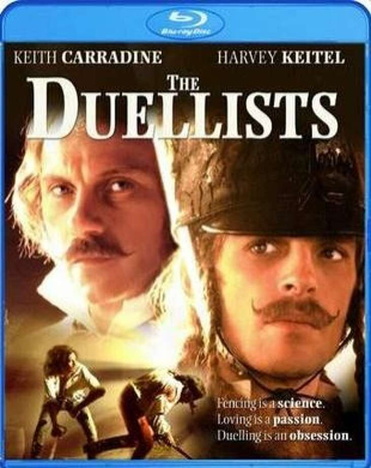 dvd cover THE DUELLISTS Photo: Shout! Factory, Amazon.com