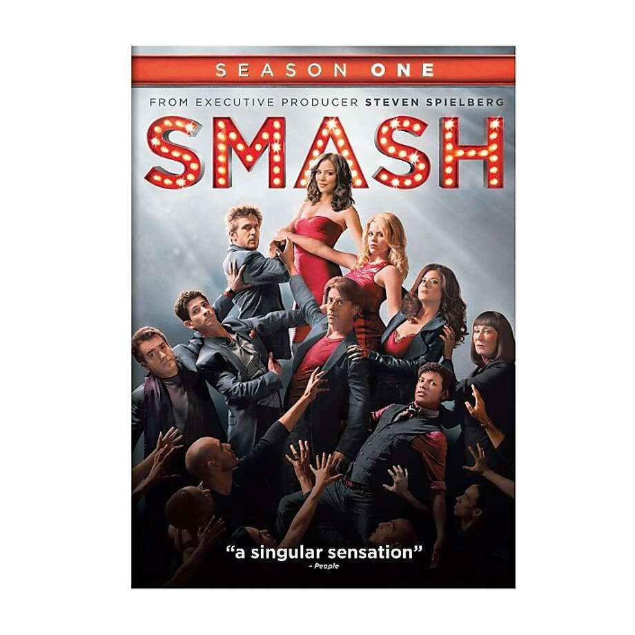 dvd cover SMASH Photo: Universal, Amazon.com