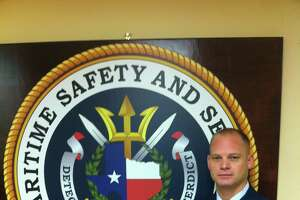 Petty Officer 1st Class Shane Goudswaard, assigned to Maritime Safety and Security Team in Galveston was presented the 2012 National Defense Industrial Association Special Operations/Low Intensity Conflict Award for his actions in support of a counter drug and alien migration operation on the U.S. southern border with Mexico  and a counter-piracy mission in the Gulf of Aden.