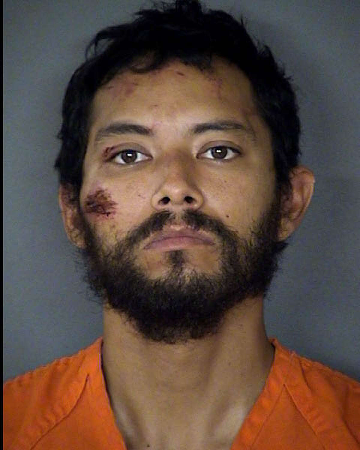 Antonio Obregon, 32, died after he was found unresponsive and bleeding in the Bexar County Jail Saturday evening.