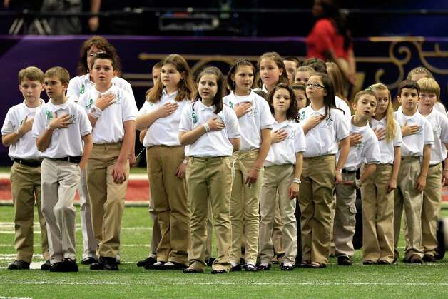 sandy hook choir super bowl performance Consumer reports and shopping results for choir blouses and tops from mysimon super bowl 2013: sandy hook choir college choir gives incredible performance on.
