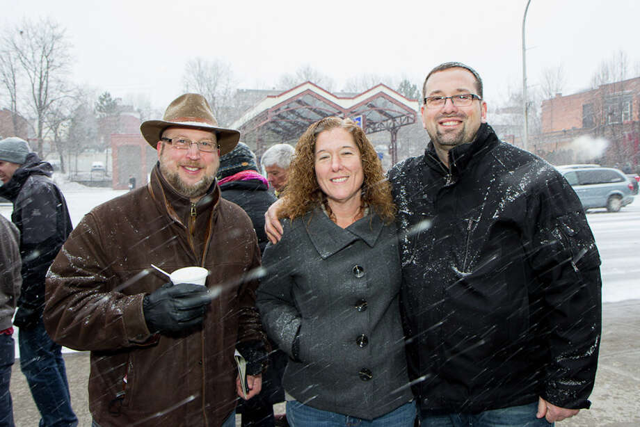 Were You Seen at the 15th Annual Chowderfest in Saratoga Springs on Saturday, February 2, 2013? Photo: Brian Tromans