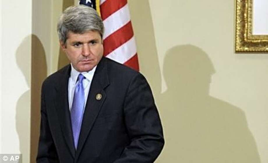 Rep. Michael McCaul Photo: © AP