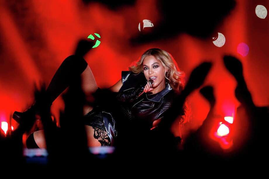Singer Beyonce performs during the Pepsi Super Bowl XLVII Halftime Show at the Mercedes-Benz Superdome on February 3, 2013 in New Orleans, Louisiana. Photo: Chris Graythen, Getty / 2013 Getty Images