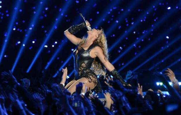 Beyonce performs during the Pepsi Super Bowl XLVII Halftime Show at the Mercedes-Benz Superdome on February 3, 2013 in New Orleans, Louisiana. AFP PHOTO / TIMOTHY A. CLARYTIMOTHY A. CLARY/AFP/Getty Images