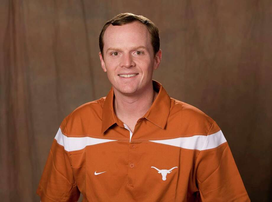 Major Applewhite University of Texas assistant coach  2011 school photo Photo: NA