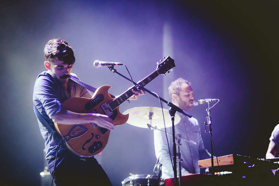 Local Natives perform at thee Fox Theatre in Oakland January 31, 2013. Photo: Michael Baca / Butchershop Creative Archive all rights reserved