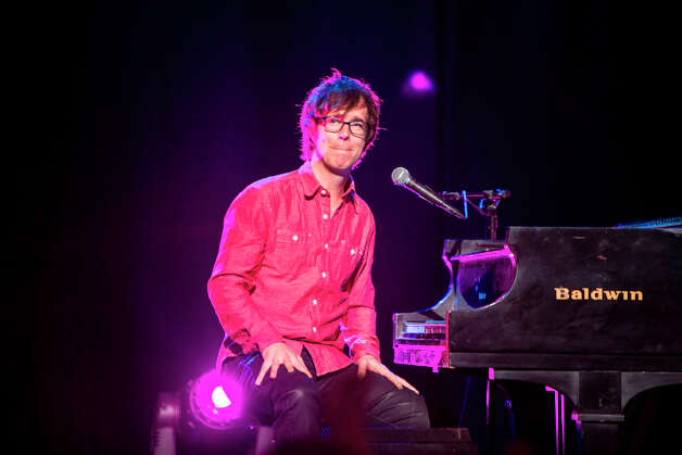 Ben Folds Five performs at the Warfield in San Francisco on January 31, 2013. Photo: Misha Vladimirskiy / Butchershop Creative Archive all rights reserved