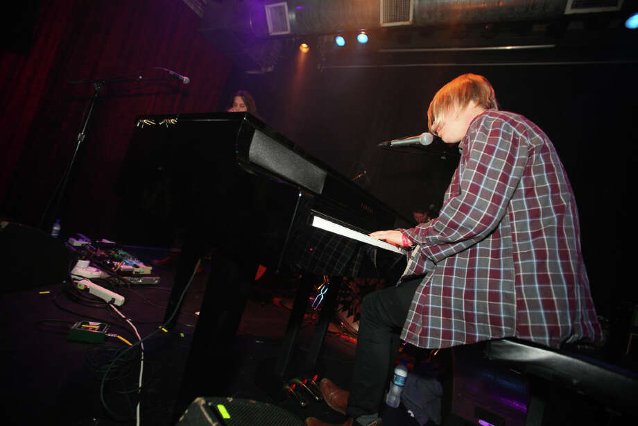 Tom Odell performs at Popscene at the Rickshaw Stop in San Francisco on January 31, 2013. Photo: Misha Vladimirskiy / Butchershop Creative Archive all rights reserved