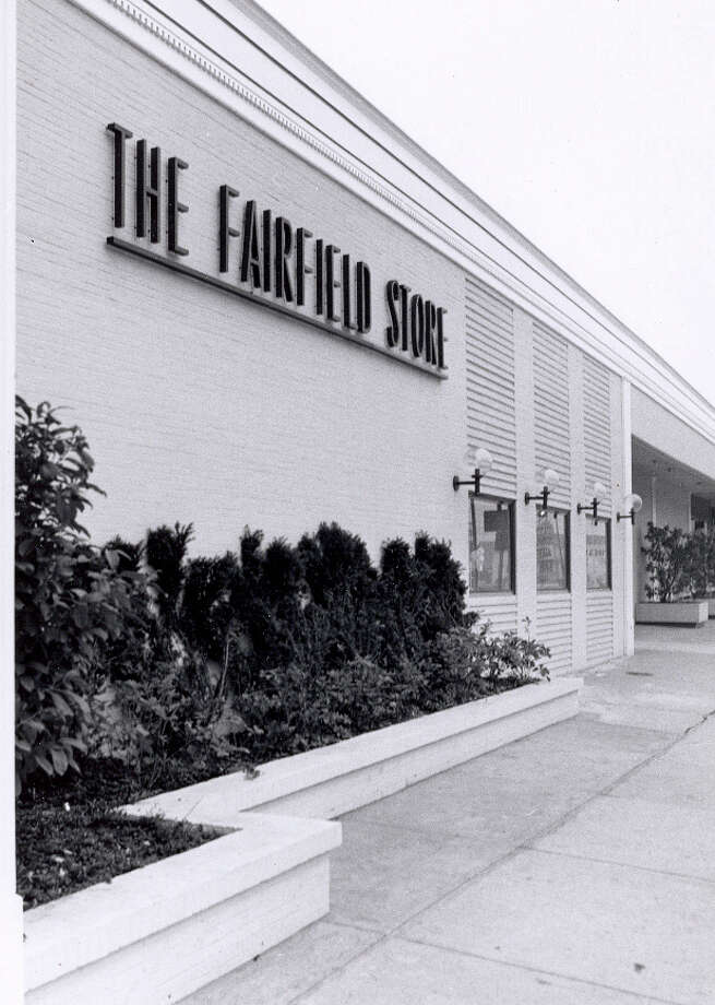 The Fairfield Store, shown here about 1965, was for 75 years the anchor retailer in downtown Fairfield.  FAIRFIELD CITIZEN, CT   1/29/13 Photo: Fairfield Museum And History Cen / Fairfield Citizen contributed